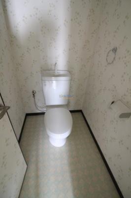 【トイレ】米治ハイツ
