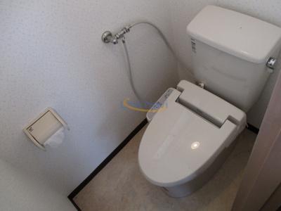 【トイレ】コーポ海老江