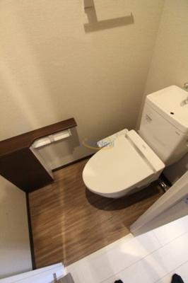 【トイレ】ゲートコート大阪福島