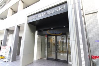 【エントランス】エスリード福島WEST