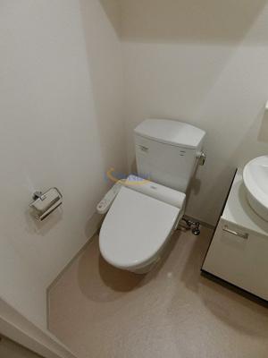 【トイレ】エスリード福島WEST