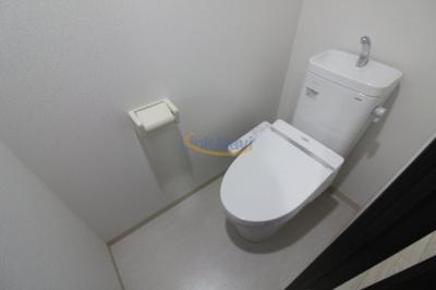 【トイレ】エスポアール福島