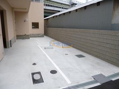 【駐車場】S-FORT福島EBIE