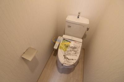 【トイレ】エステムプラザ福島ジェネル