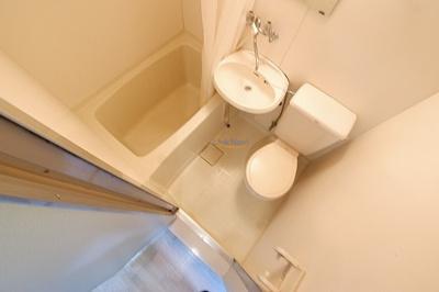 【浴室】ヴィラ福島