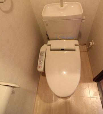 【トイレ】ヴィストリアガーデンスイート