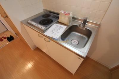 【キッチン】ウィステリア福島