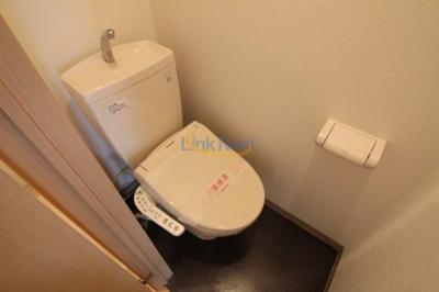 【トイレ】ウィステリア福島