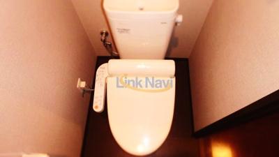 【トイレ】ヴィーナスコート福島