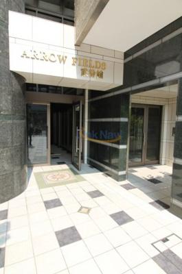 【エントランス】ARROW FIELDS弐番館(アローフィールズニバンカン)