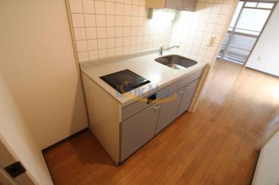 【キッチン】アクア福島