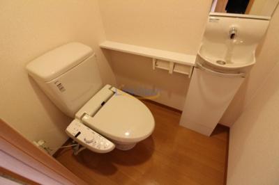 【トイレ】アースブルージュ
