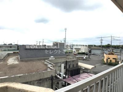 【展望】アプリコットハウスA棟