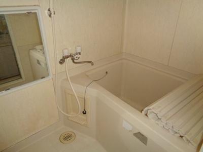 【浴室】新ことぶきハイツ