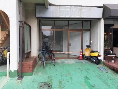 【エントランス】北坂戸NSビル