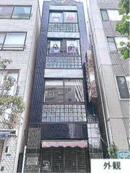 【外観】新宿区西早稲田3丁目 商業地域 一棟ビル