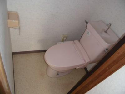 【トイレ】コーポ今福
