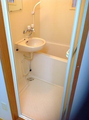 【浴室】センターコートⅡ