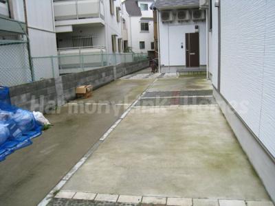 グランシャリオ京成高砂の駐輪スペース☆