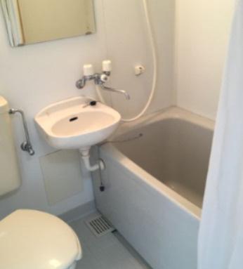 【浴室】アジアホーム