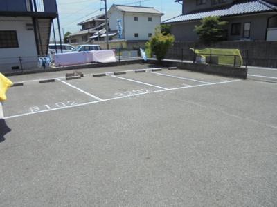 【駐車場】グレース山手 B