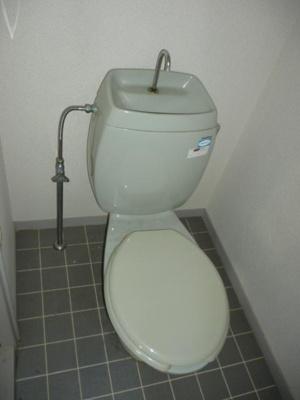 【トイレ】グレース山手 B