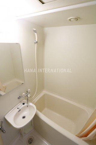 【浴室】ホワイトルミエール