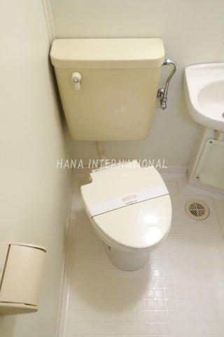 【トイレ】ホワイトルミエール