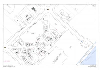 【地図】アストラ淡路ビル