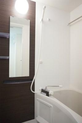 【浴室】リブリ・キャメリア 桂