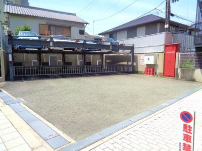 【駐車場】ハイネス田辺
