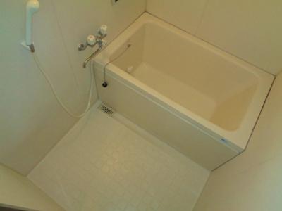 【浴室】ハイネス田辺