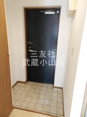 【玄関】サンムラカミ17番館