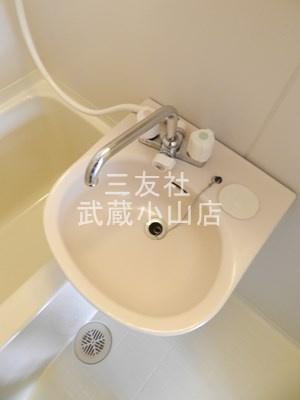 【洗面所】サンムラカミ17番館