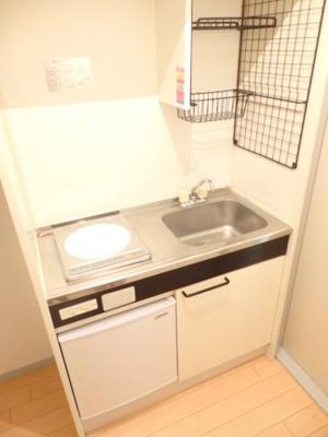 【キッチン】ホワイトローズ