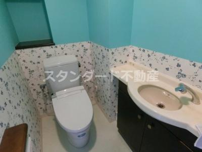 【トイレ】セントラルパレス東豊中