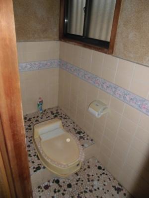 【トイレ】重根一戸建