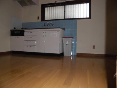 【キッチン】重根一戸建