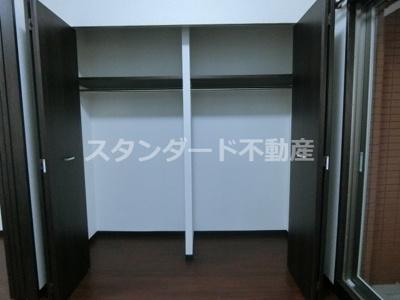 【収納】プレジオ十三