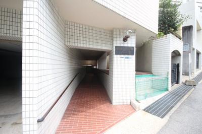 【エントランス】サンヴィラ六甲パート2