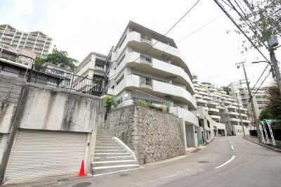 【外観】サンヴィラ六甲パート2
