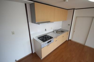 【キッチン】サンヴィラ六甲パート2