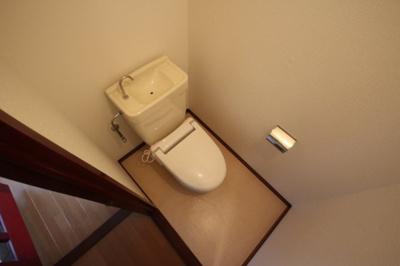 【トイレ】サンヴィラ六甲パート2