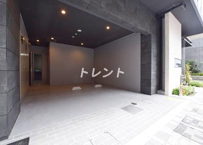 【ロビー】エスレジデンス東神田【S-RESIDENCE東神田】