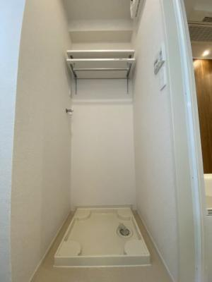 ★室内洗濯機置き場★
