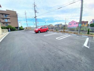 【駐車場】N-villageしくい