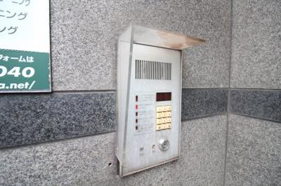【セキュリティ】サンシャイン三宮