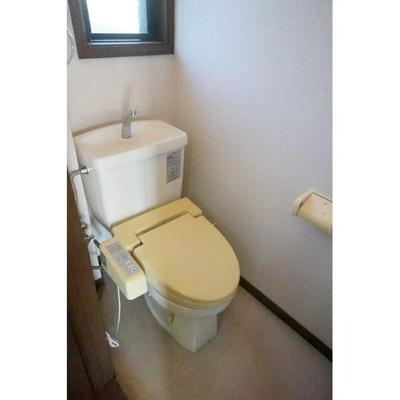 ヴェガ天台のトイレ