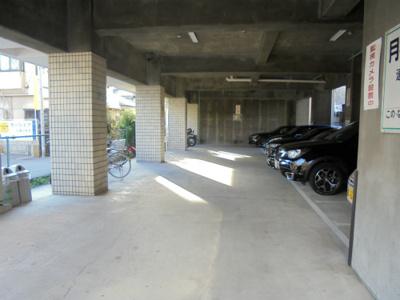 【駐車場】ハイツ中村6号館