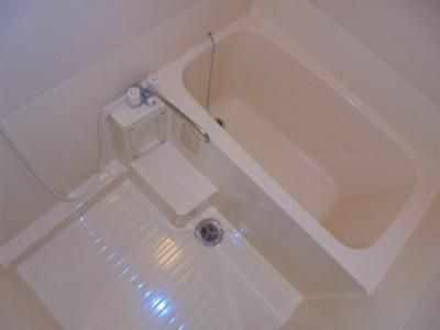 【浴室】ハイツ中村6号館